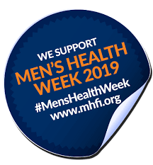 Men's Health Week10 to 16 June 2019