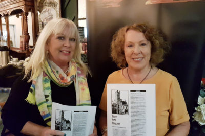 GCS Scríobh Arís Writing Group Poems in Bray Arts Journal