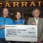 Jolly Boys & Girls Cheque presentation @ The Carraig Inn