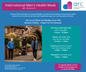 International Men's Health Week 2021